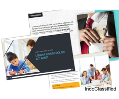 Articulate Storyline eLearning Templates - Content and Graphic Templates