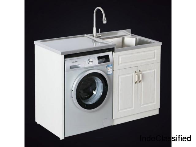 Stainless Steel Laundry Cabinet Maintenance Tips