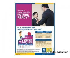 LIC's Jeevan Tarun Plan Call @8132108000