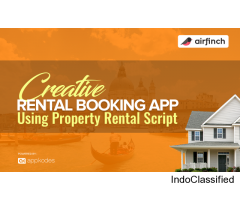 Build A Creative Rental Booking App Using Property Rental Script