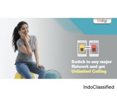 Switch to any major network and get unlimited calling