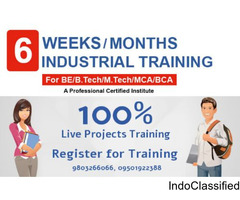 Industrial Training in PHP, Java, Andoird, .Net, iOS, Digital Marketing