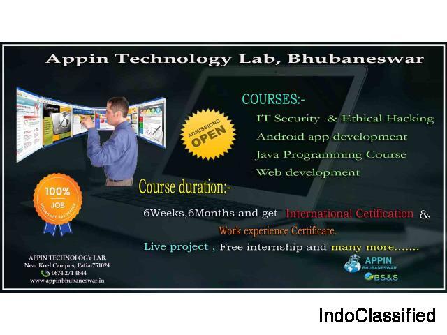 Appin Technology Lab,Bhubaneswar