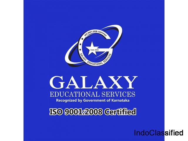 Galaxy Educational Services Bangalore