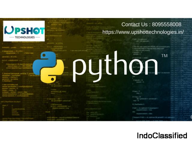 Enroll for Best Python Training Center in BTM, Marathahalli, Bangalore