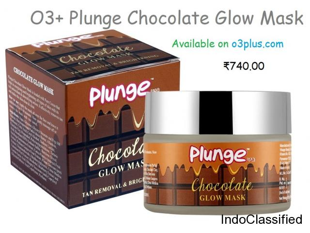 O3+ Plunge Chocolate Glow Mask