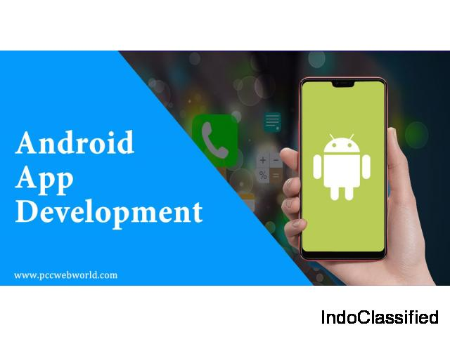 Topmost Android App Development Company in India