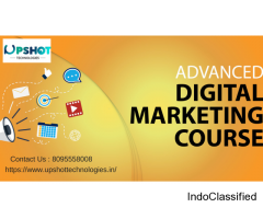 Looking for Digital Marketing Course Training, Upshot Offers Best Training