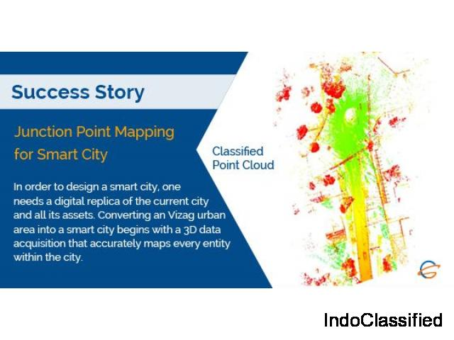 Junction Point Mapping for Smart City