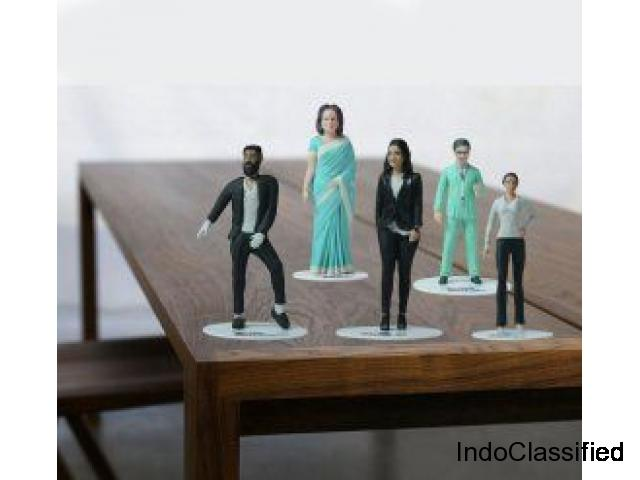 3D statues | Best 3D Clone makers in India.