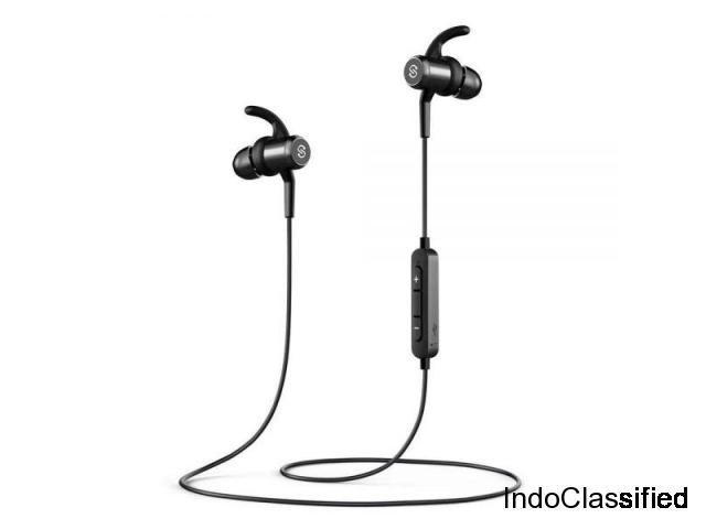 SoundPeats Q34 Magnet Bluetooth Earphones