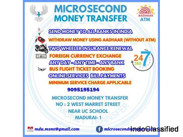 Instant Money Transfer