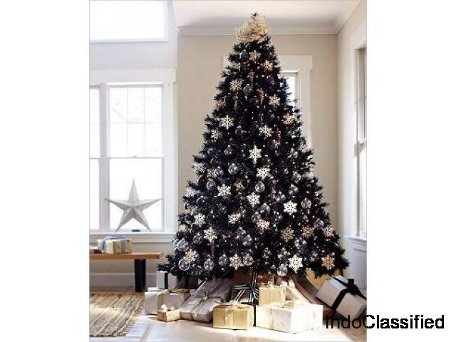Black Christmas Tree Templates - Creative Template