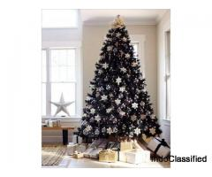 Black Christmas Tree Templates - Creative Template