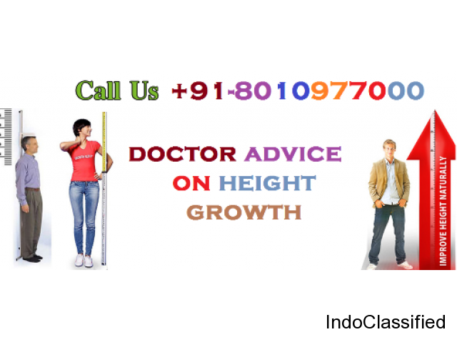 Doctor advice on height growth in Arjun Nagar