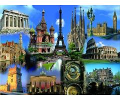 Book Europe Group Holiday Tours Packages from Delhi India