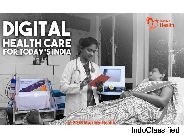 Digital Health Records Map My Health