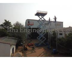 Scissor Lift - Hydraulic Scissor Lift Manufacturers in India