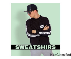 This Winters add a Swag Sweatshirt to your wardrobe