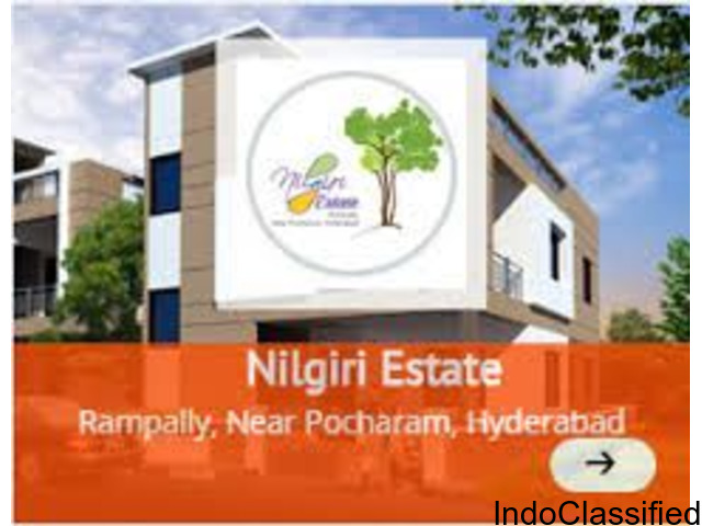 Commercial Space for Lease in Hyderabad