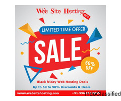 Great Discounts Sale – Black Friday Web Hosting Deals