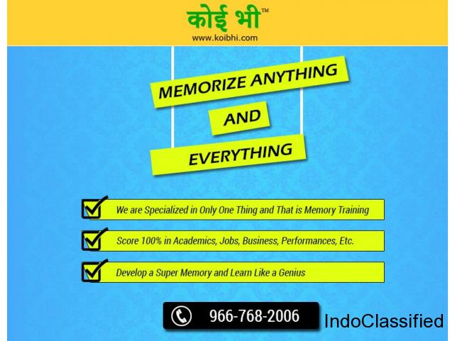 Memorize Anything and Everything in Your Brain
