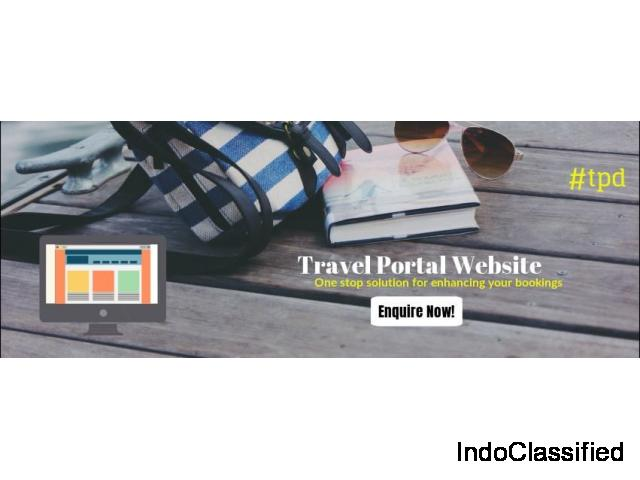 Top class travel portal development- TravelPD
