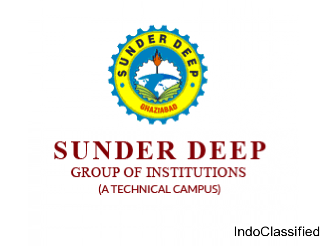 Top College For PGDM, BBA, B.Tech - Sunderdeep Group Of Institutions
