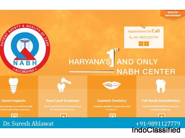 Dental Surgeon in Gurgaon | Dr. Suresh -MDS & Implantologist
