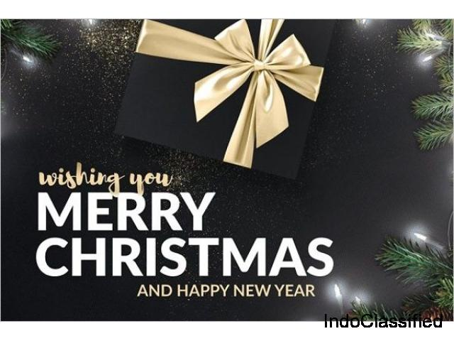 Christmas Greeting Card Templates - Creative Template