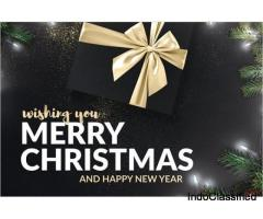 Christmas Greeting Card Templates - Creative Template