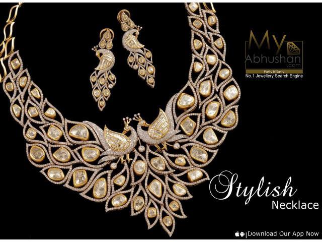Valentine's Day Jewelry collection 2018 - MyAbhushan.com
