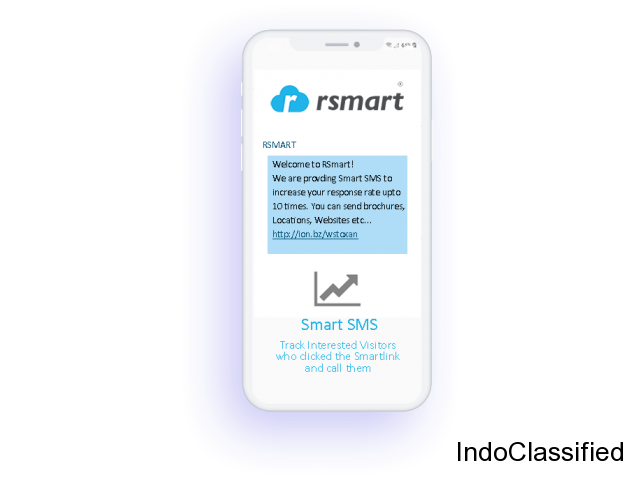 Bulk SMS Providers, Smart SMS Marketing in India,| RSmart