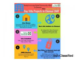 Villa Projects in Chennai OMR | Buy Independent Villa in Chennai
