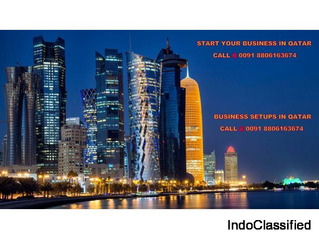START YOUR OWN BUSINESS IN QATAR