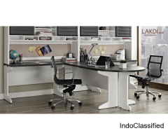 Customized Office Workstation: Lakdi
