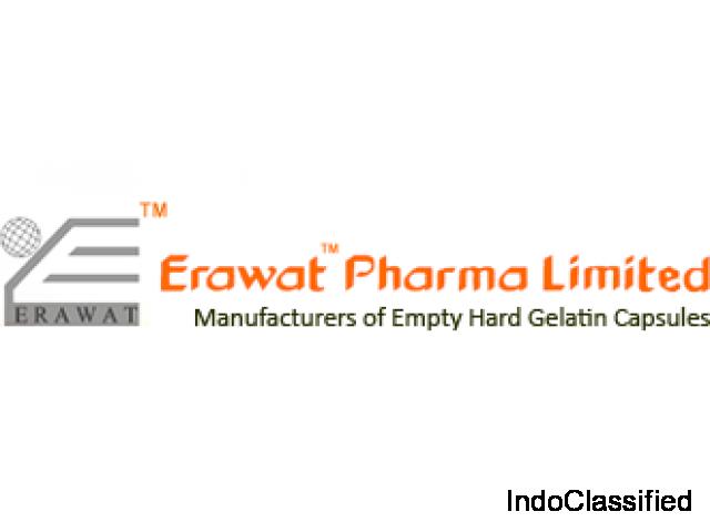 Capsule Manufacturers | Empty Gelatin Capsule Manufacturers | Erawat