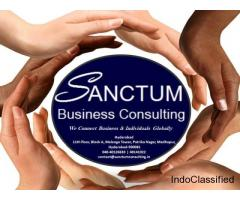Best Visa Consultants in Hyderabad - Sanctum Consulting