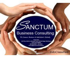Best Visa Consultants in Hyderabad - Sanctum Consulting