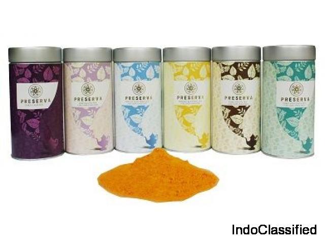 Buy Curcumin Ayurvedic Tea Online in India