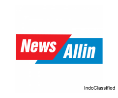 NewsAllin: The Today best News, Current News, India News, Top live news,World News.