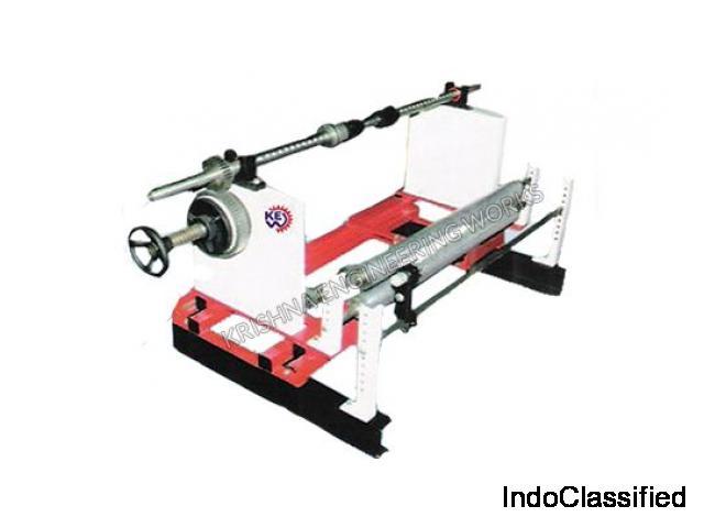Unwinder Rewinder System, Winding Rewinding Machine