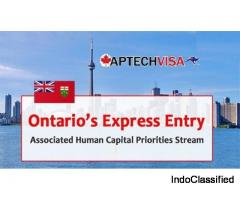 Know The Process to Apply for Ontario Express Entry