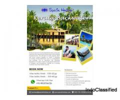 Book Kerala Backwaters Holiday Package & Get Best Price Guarantee