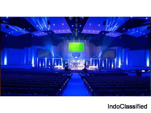 Stage Fabrication Designs | Best Service & Requirement