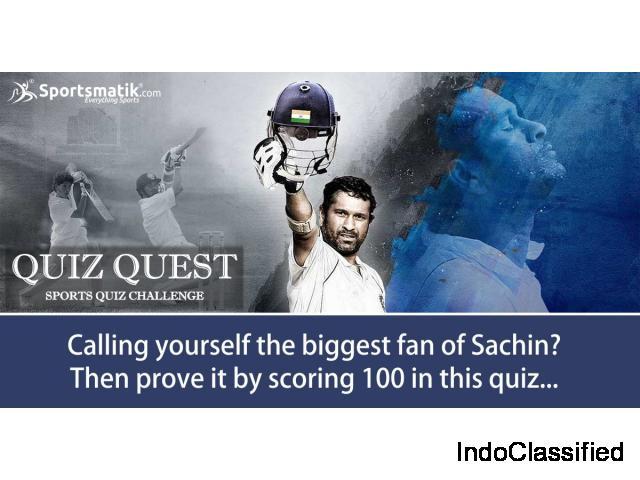 Quiz quest - Sports quiz challenge