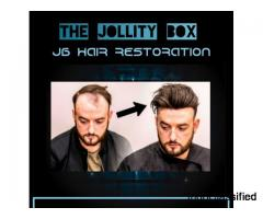 Hair Transplant Best service | The Jollity Box