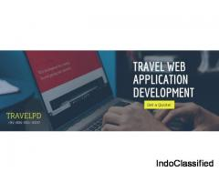 Travel web application development by TRAVELPD
