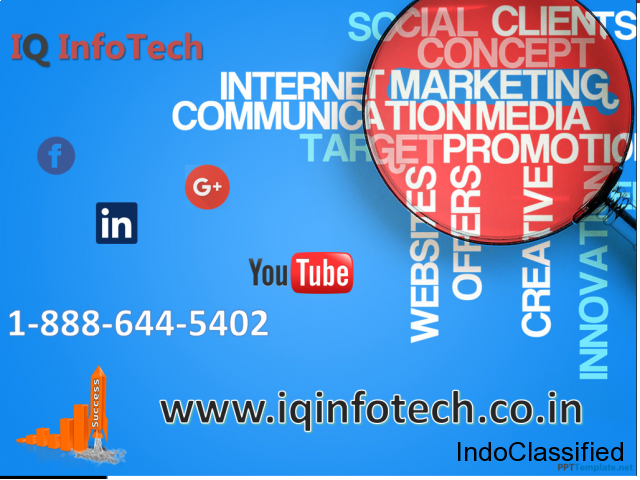 Social media marketing Services in Affordable Plans – IQ InfoTech