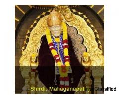 Chennai To Shirdi Tour Packages